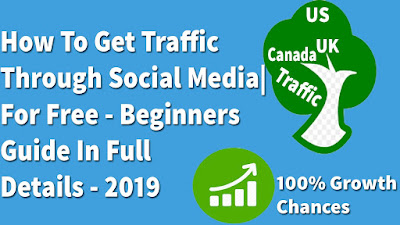 How To Increase Traffic Through Social Media