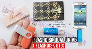 Flashdisk OTG - USB Flash Disk Dual Drive