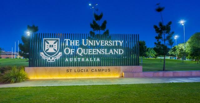 منحة الإبتكار لإكمال أبحاث الدكتوراه في جامعة كوينزلاند في أستراليا
