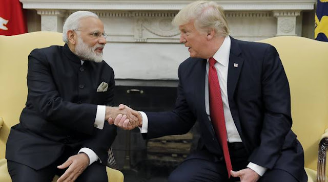 Trump targets India for high import duty on Harley Davidson