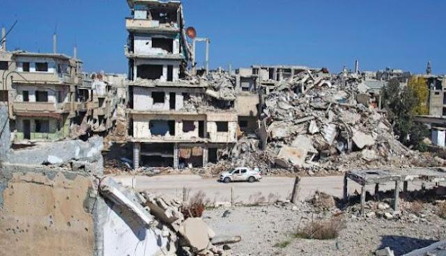 Εκεχειρία με «μαύρες τρύπες» στην Συρία