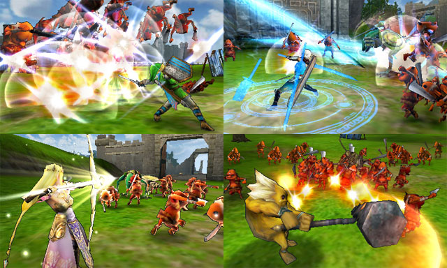 Hyrule Warriors: Legends Decrypted - EUR - Multi 5