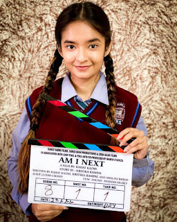 Anushka Sen Photo Am I Next