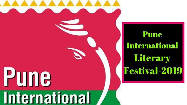 Pune International Literary Festival-2019