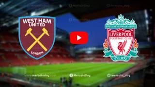ايجي لايف مباراة ليفربول ووست هام بث مباشر اليوم 31_10-2020 الدوري الانجليزي