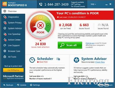 Auslogics BoostSpeed Premium Full