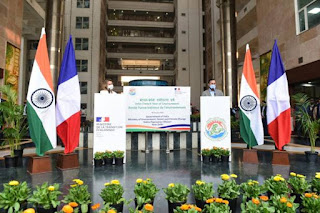 2021: Indo-French Year of the Environment