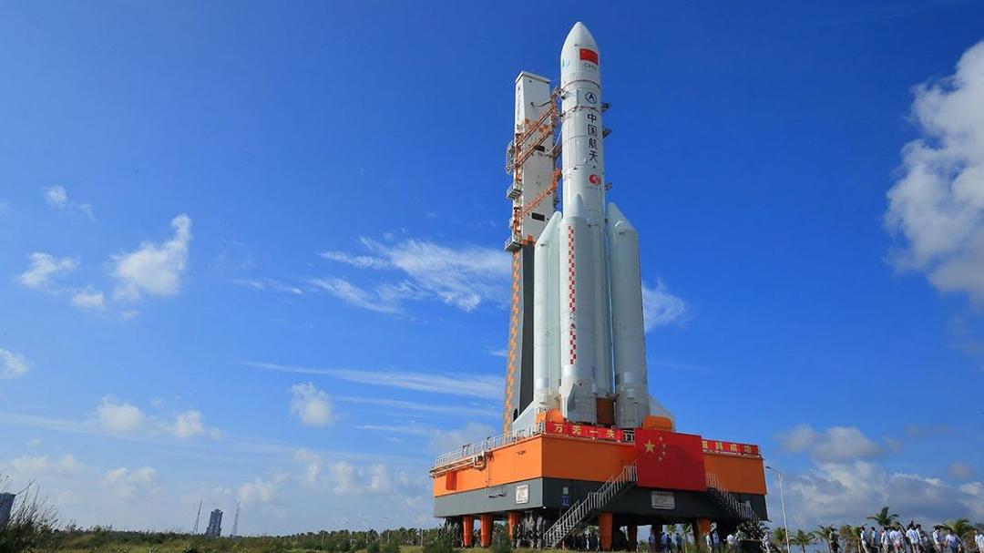 Roket Long March 5B Dijangka Terhempas Ke Bumi 8 Mei 2021
