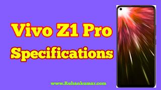 Vivo Z1 Pro Phone Specification