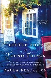 The Little Shop of Found Things / Giveaway