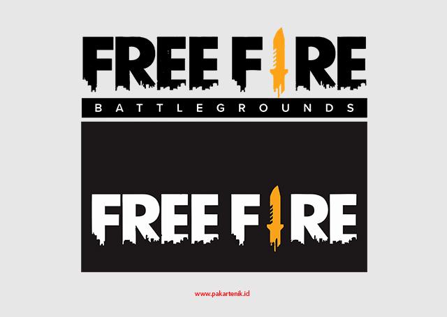 Logo Free Fire Format CDR dan PNG