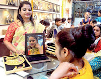Jewellery business eyes lost sheen with festive sales in Lucknow | The Lucknow First