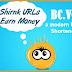 منافس أشهر مواقع إختصار الروابط موقع bc.vc مع شرح مفصل لكيفية الربح منه