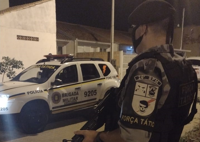 Operação Integrada contra aglomerações, roubos e o barulho é realizada em Cachoeirinha