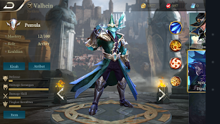 Guide valhein arena of valor