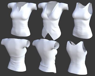 i13 3 Stylish Tops for the Genesis 3 Female