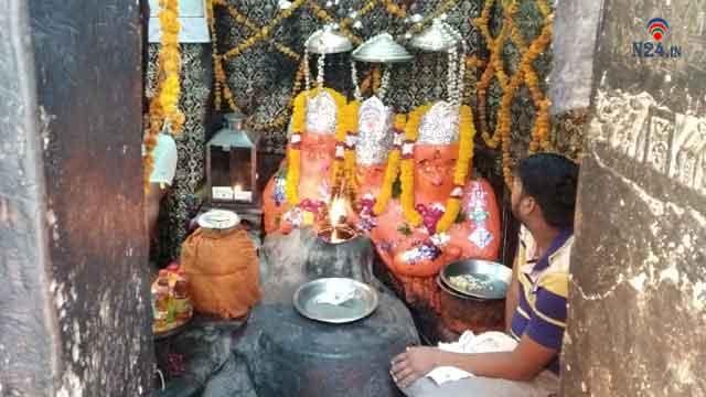 harshnath bhairav temple harsh mountain sikar