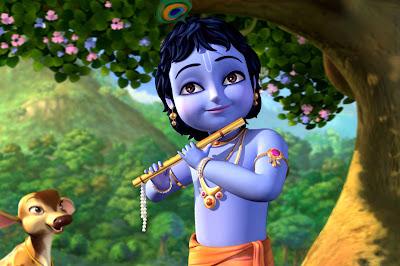 Shri Krishna Ashtakam- Vibhu & Me