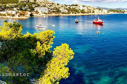 Keindahan Kepulauan Balearic