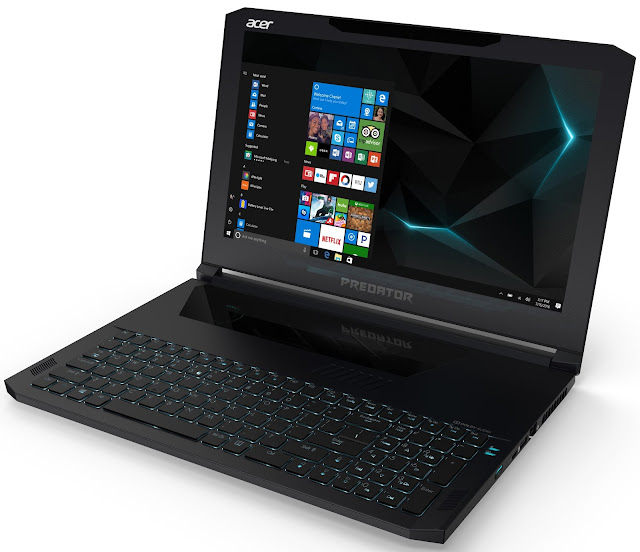 Predator #Triton700 @AcerAfrica A Thin Yet Powerful Gaming #Notebook Unleashed #NextAtAcer
