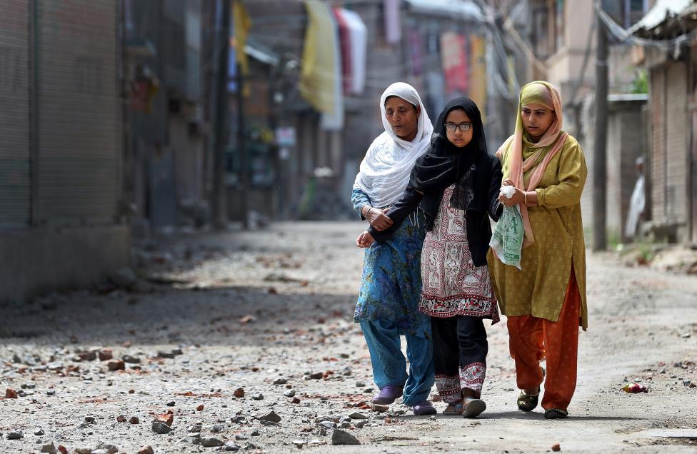 Indonesia Dinilai Berpeluang Mediasi Konflik Kashmir