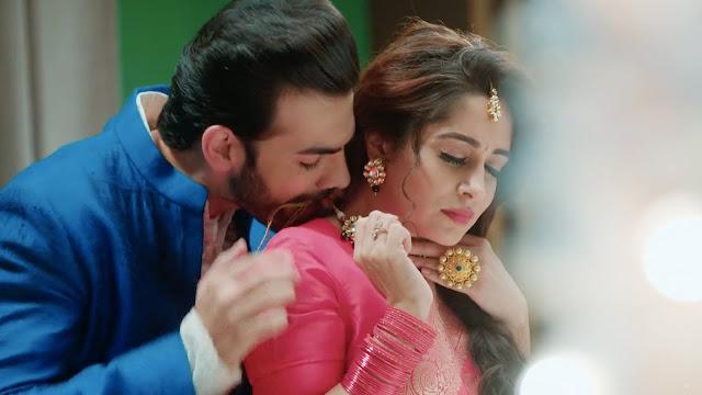 Spoiler Alert: Rohit and Sonakshi love game brings closer on Janmashtami in Kahan Hum Kahan Tum
