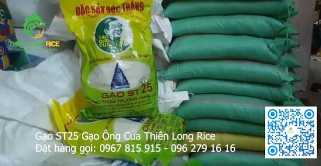 Gạo Ông Cua