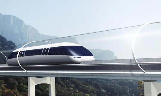 Kereta Hyperloop Deretan Teknologi Masa Depan yang Sudah Mulai Dikembangkan