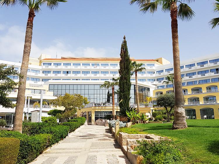 L'hôtel Saint George