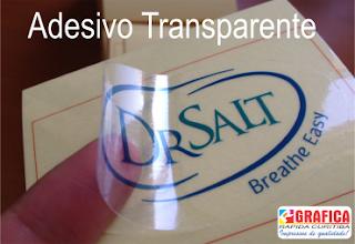 adesivo transparente em Curitiba