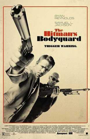 The Hitman's Bodyguard 2017 BRRip 1080p Dual Audio In Hindi English