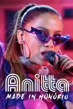 Anitta: Made in Honório 1ª Temporada Torrent - WEB-DL 1080p Nacional