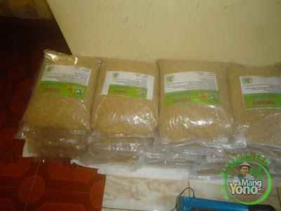 Drs. Muhammad Islam Soppeng, Sulsel  Pembeli Benih Padi TRISAKTI 75 HST Panen   sebanyak 10 Kg atau 2 Bungkus