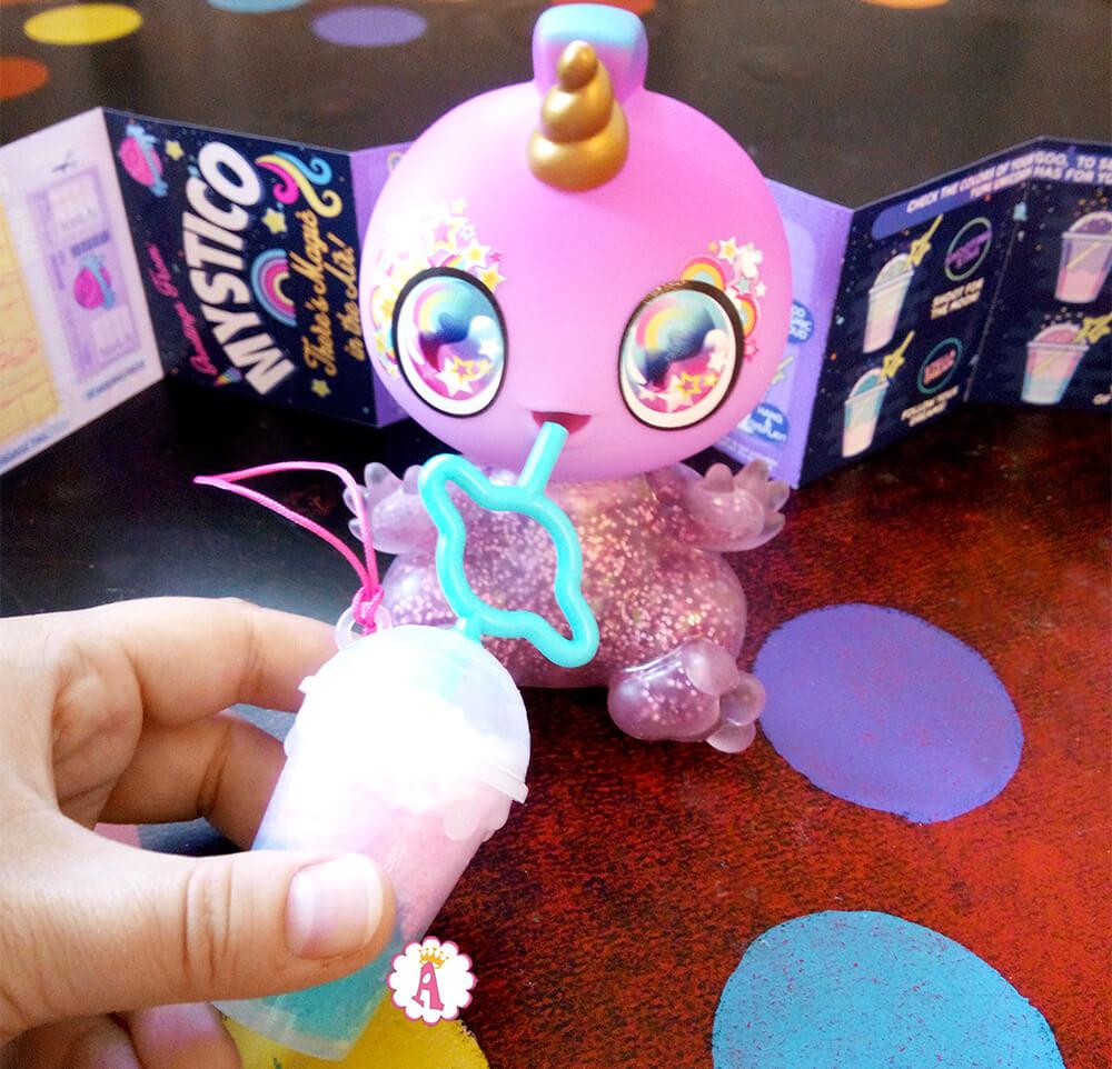 Игрушка единорог инопланетянин Goo Goo Galaxy Yumi Unicorn