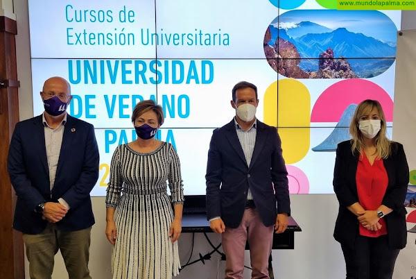 La Palma acoge 11 cursos de verano de la Universidad de la Laguna