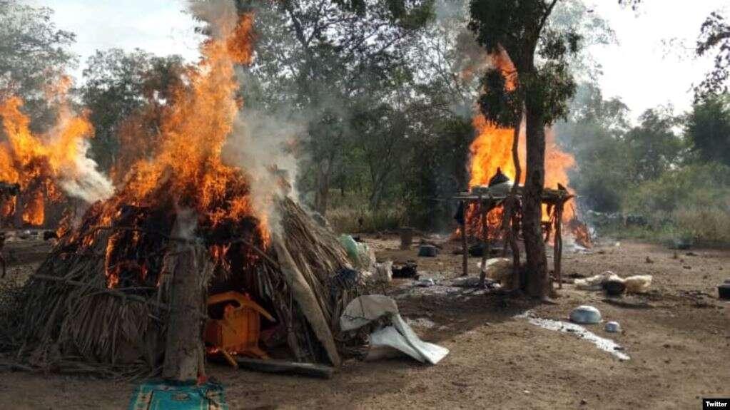 NAJERIYA: 'Yan Bindiga Sun Maida Satar Mutane Sana'a