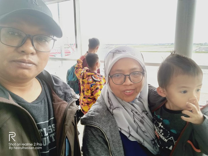Family Holiday to Danau Toba, Medan, Indonesia