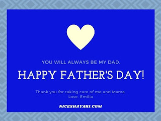 Happy fathers day images in english
