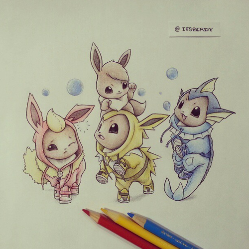 Own Mine Instagrams Diferentes 15 Pokemons Fofos