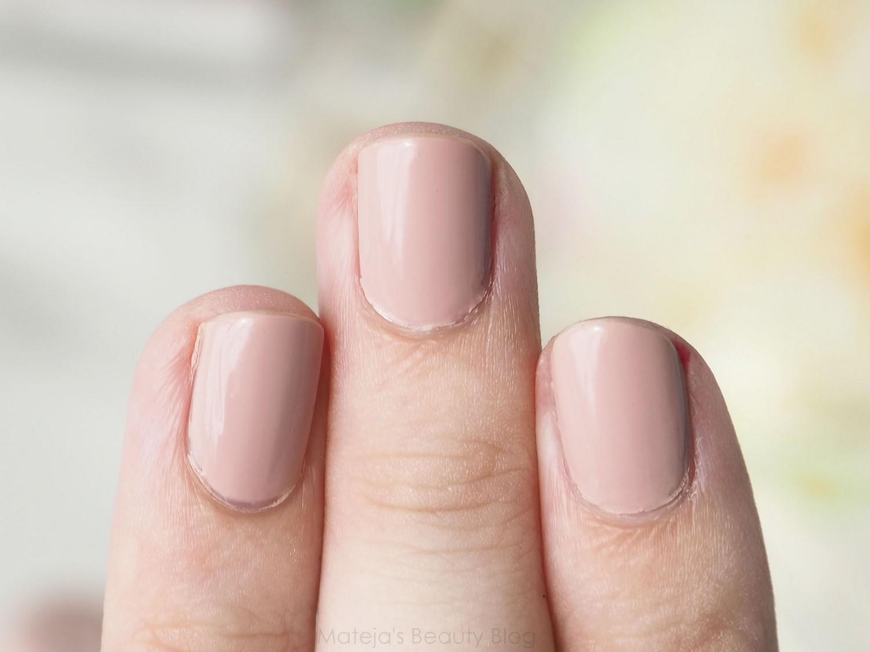 Essence the Gel Nail Polish 98 pure beauty | Mateja\'s Beauty Blog ...