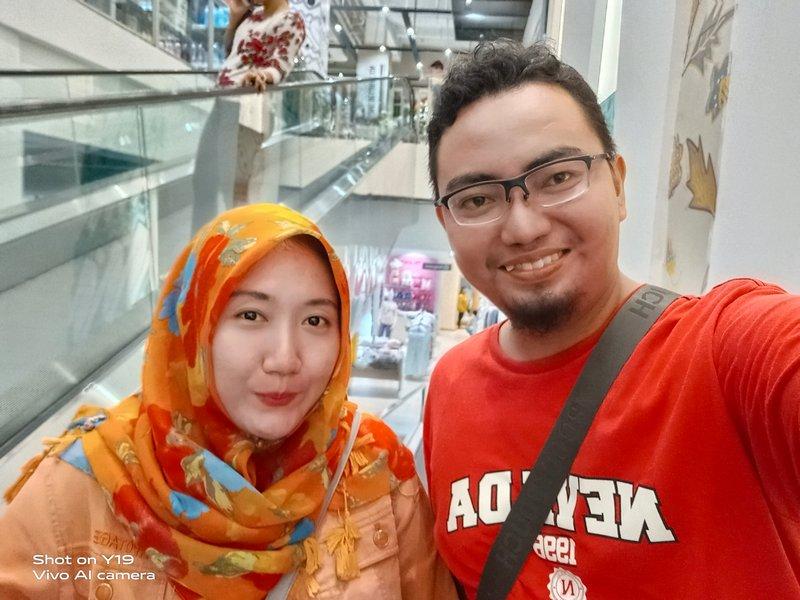 Hasil Foto Kamera Depan Vivo Y19