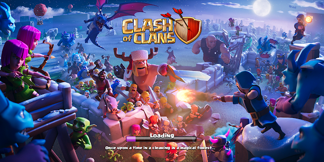 Clash of Clans Mod Apk TH 13