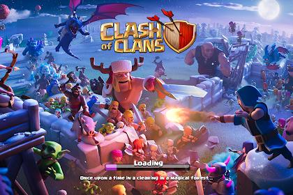 Download Clash of Clans Mod Apk TH 13 Terbaru