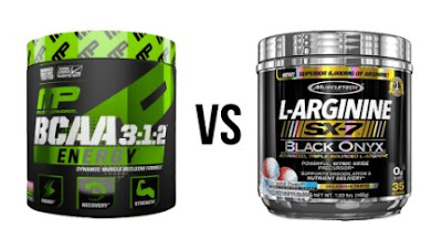 Bcaa vs L-Arginine: Which is best Pre-workout supplement?
