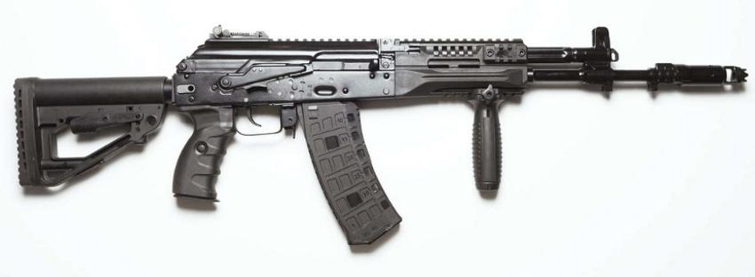 Російська армія почала отримувати автомати АК-12
