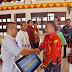 Dinsos Kota Metro Berikan Hibah Sarana Prasarana 68 Rumah Ibadah