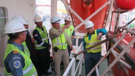 Hubla dan AMSA Jalin Kerjasama Pelatihan Keselamatan dan Kelaiklautan Kapal Bagi MI dan PSCO
