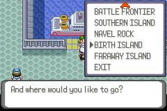 pokemon new emerald screenshot 1