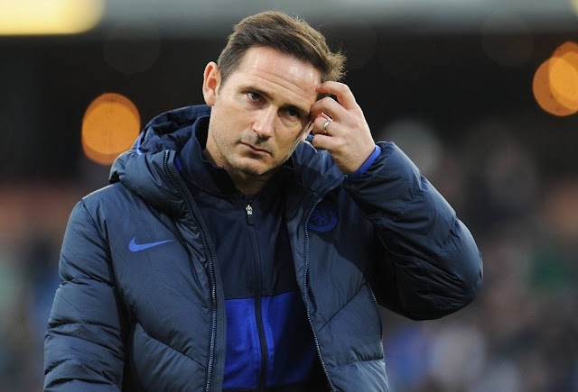 O núcleo de confiança de Frank Lampard