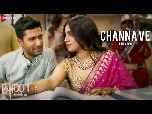 Channa Ve Lyrics - Bhoot The Haunted Ship  Vicky Kaushal